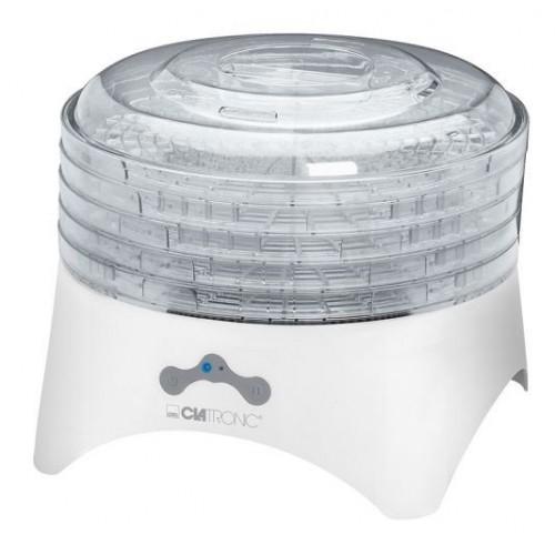 Deshidratador de alimentos Clatronic DR3525, calor uniforme, Protección contra sobrecalentamiento y 300w