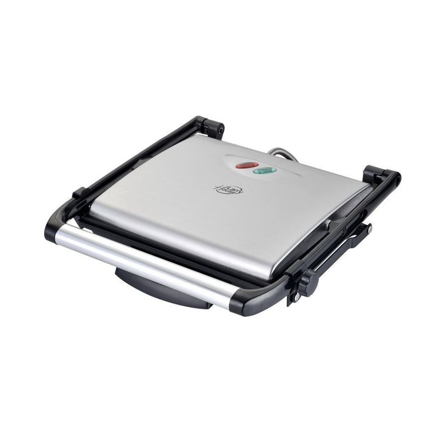 Larry House LH1286 Grill Panini 2000W INOX