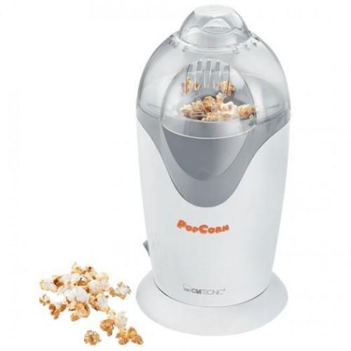 PopCorn Maker Clatronic PM 3635, palomitas en 2 minutos, sin aceite y 1200w