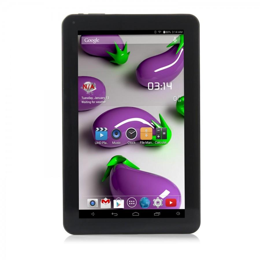 """Tablet KriTab 10"""" SST-MID7015 de 8GB con 1GB de RAM micro Quad-Core A7 de color Negro"""