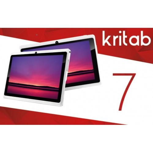 TABLET KRITAB 7 8GB 512MB ANDROID 4.4 NEGRA