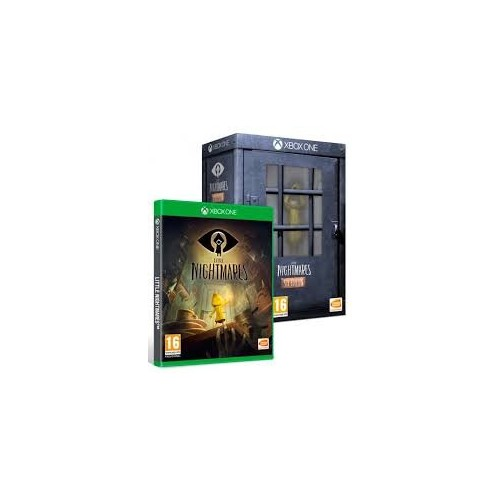 Juego Xbox One Little Nigthmares Six Edition