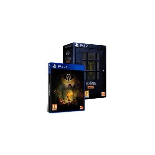 Juego PS4 Little Nightmares Six Edition