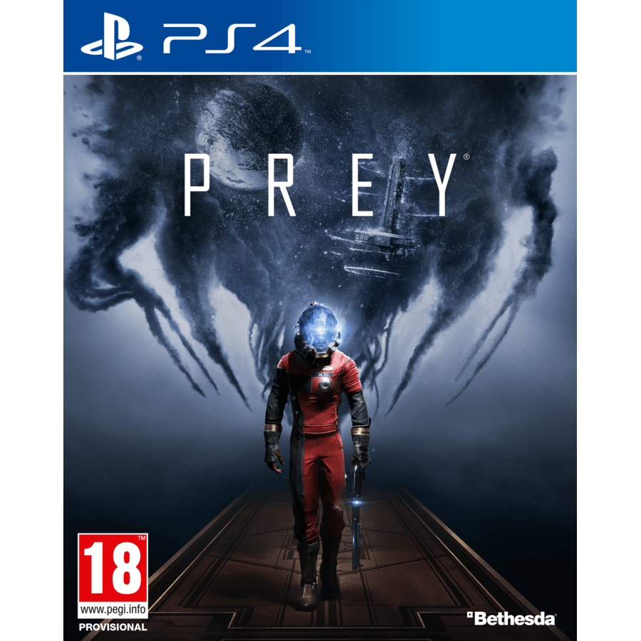 JUEGO PS4 PREY DAY ONE