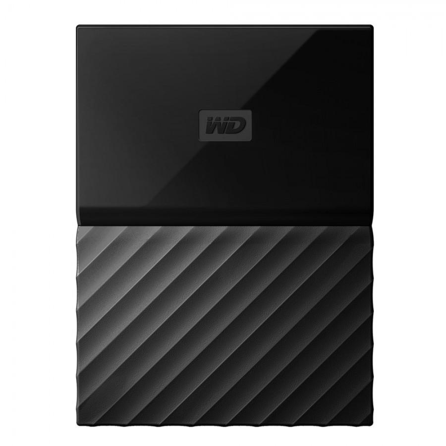 """Disco Duro Externo WD WDBYNN010BBK-0B 2.5"""", 1TB de capacidad, USB 3.0, portable y color Negro"""
