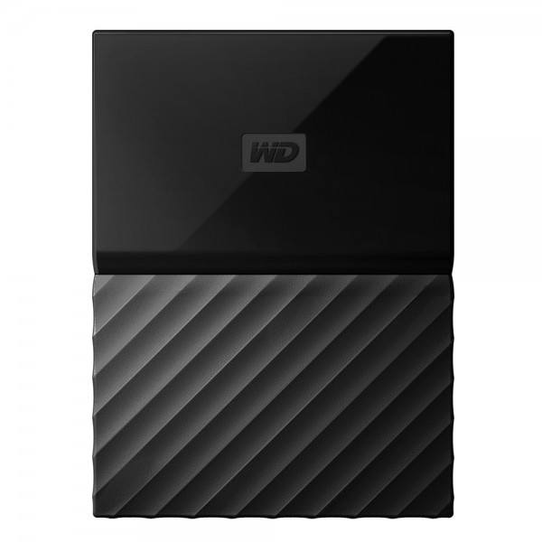 "Disco Duro Externo WD My Passport WDBYNN010BBK-0B 2.5"", 1TB de capacidad, USB 3.0, portable y color Negro"