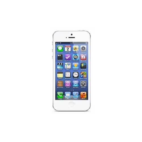 iPhone 5 Apple A1429, 32GB de almacenamiento y color Blanco