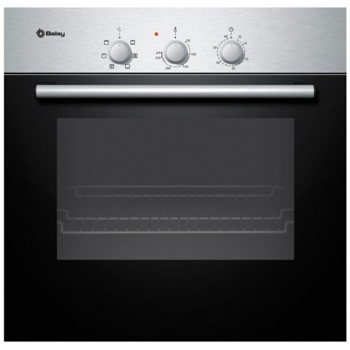 Horno Balay 3HB404XM Inox, Multifuncion, Temporizador de hasta 60 minutos