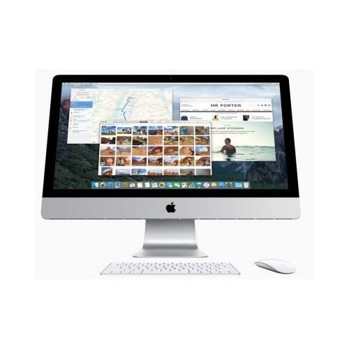 """iMac 21.5"""" i5 de 1.6GHZ con 8GB RAM 1TB HDD MK142Y"""