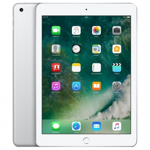 "Apple iPad 2017 MP2J2TY/A, 9.7"" 128GB WiFi Silver"