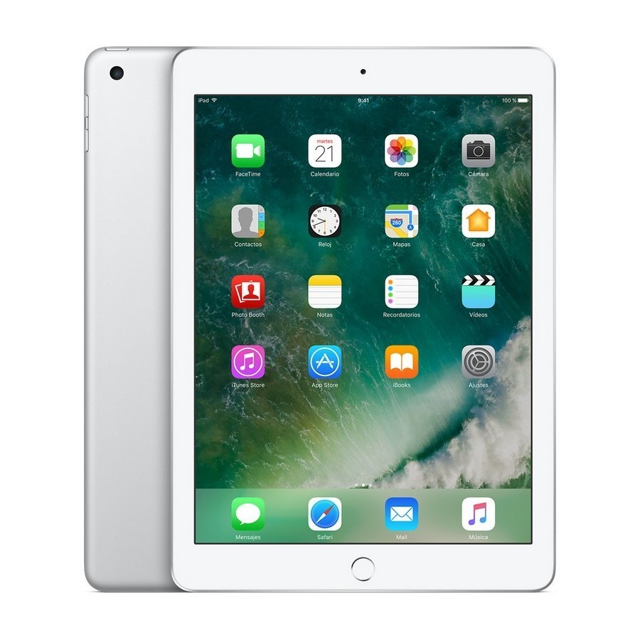 iPad Apple 128GB MP2J2TY/A WiFi,2017, color Silver