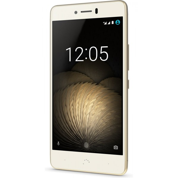 Movil BQ U PLUS 16GB de Memoria interna, 2GB de RAM, Oro