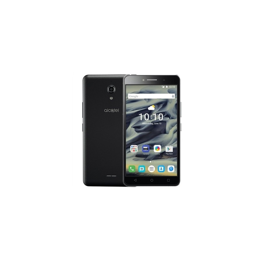 "Movil Alcatel Pixi 4 2017 6"" 8GB Memoria interna 1GB RAM 3G Negro"