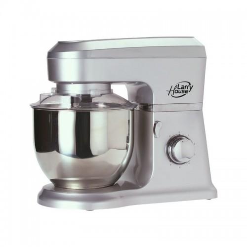 Robot de cocina Larryhouse LH1353, potencia de 800W, 6 velocidades y capacidad de 4.5 litros