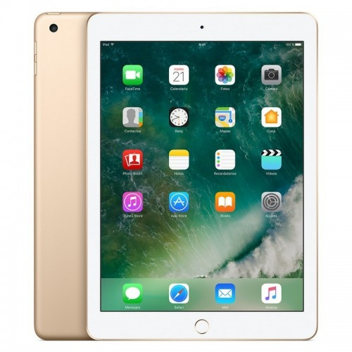 "Apple iPad 2017 MPGT2TY/A 9.7"" 32GB WiFi Gold"