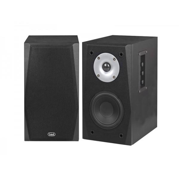 Pareja Altavoces Ampli BT Karaoke Trevi AVX585