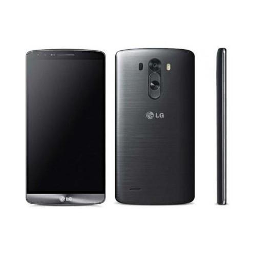 """Móvil Lg G3 D855, 5.5"""", 2GB de RAM, 16GB de alamcenamiento, cámara de 13Mpx, Quad HD, NFC y color Titán"""