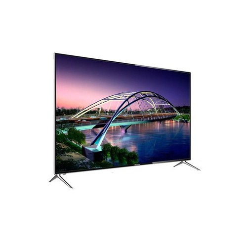 "TV Hisense H75M7900 75"", Ultra HD, 4K, Smart TV, WiFi, 1200Hz, 3D y color Negro - Plata"