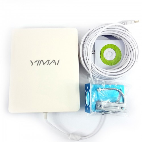 Antena Exterior Wi-Fi Yimai 150mbps High Power 11n USB 2.0