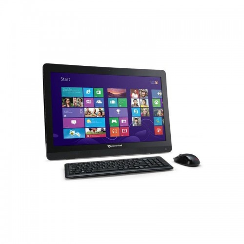 "Ordenador All In One PC Packard Bell OneTwo S3280 AMD A4 Dual-Core, 19.5"" E2, 4GB de RAM, 1TB HDD,  AMD Radeon, Windows 8"