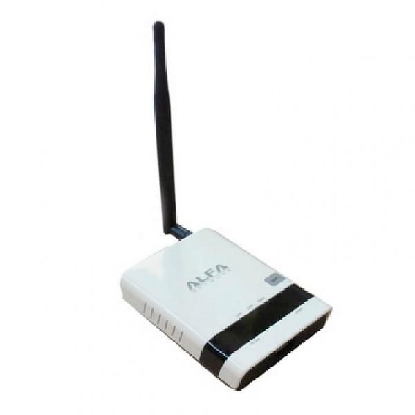 Router Alfa Network R36, 500mW, USB y 3G