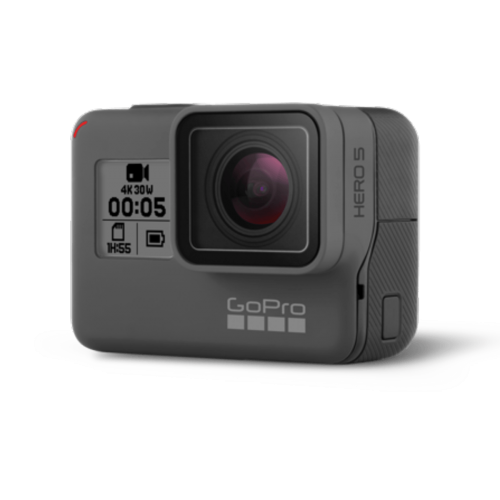 Cámara Gopro Hero 5 Black 12Mp,Pantalla Táctil