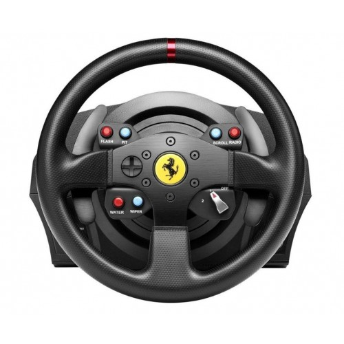 Volante Thrustmaster T300 Ferrari GTE, PS4 y PS3