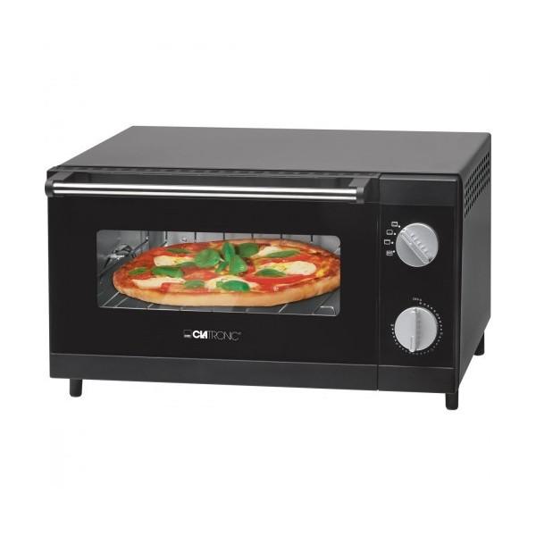 Horno Clatronic MPO 3520 12 Lt ideal para pizza y para tostar