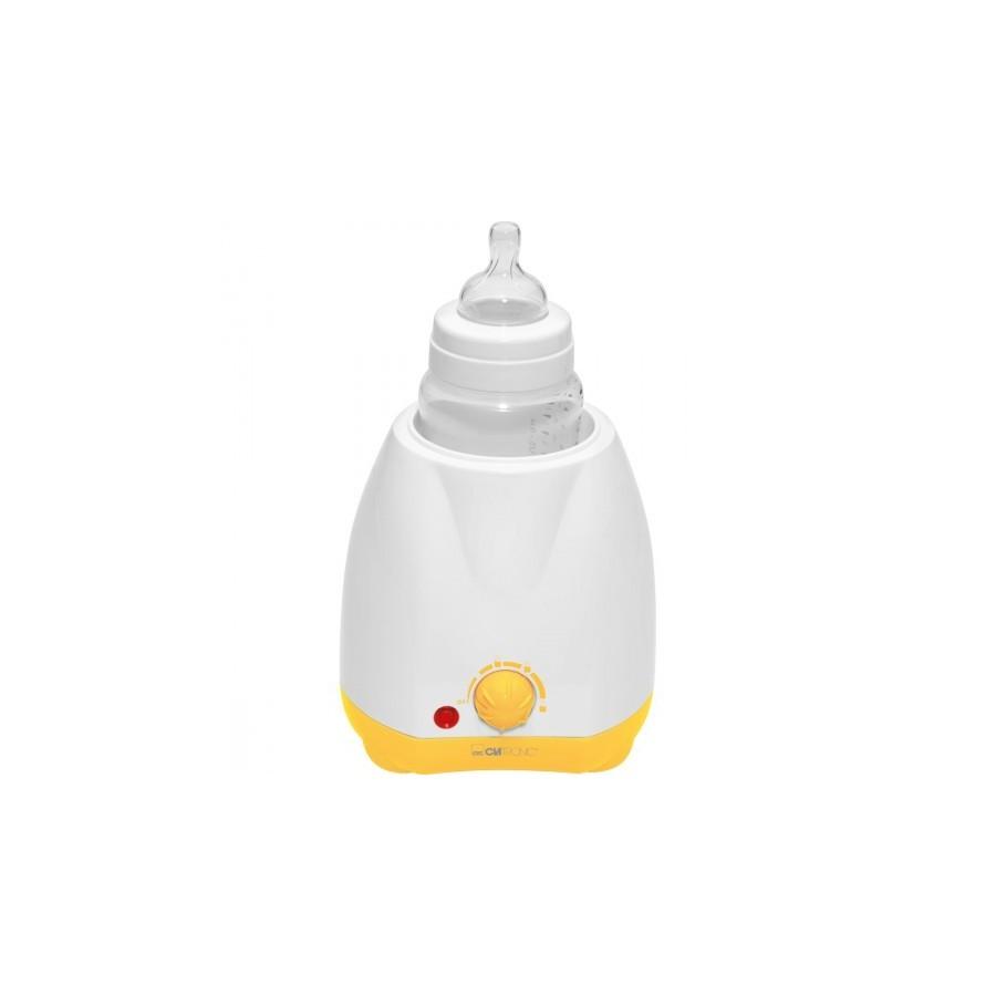 Calienta Biberones Clatronic BKW 3615, Función para mantener la temperatura,Potencia 100 W