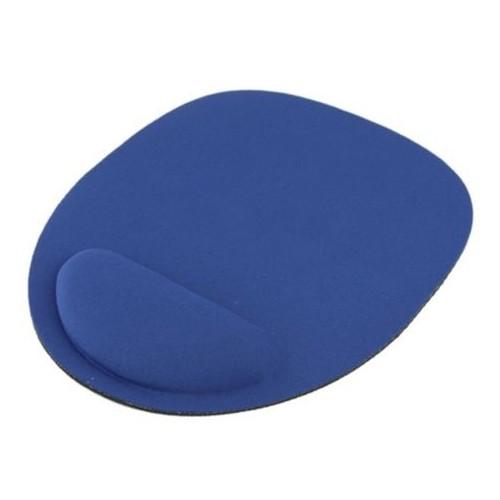 Alfombrilla Ratón Gel Azul 22x18x03 Cromad