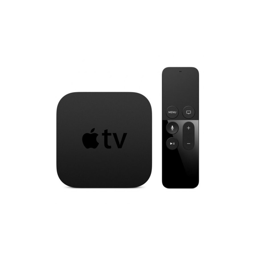 APPLE TV MGY52Y/A de 32GB, mando Siri Remote, color negro