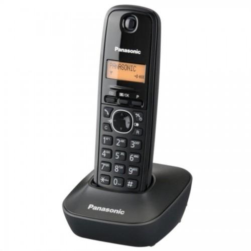 Teléfono inalámbrico  Panasonic KX-TG1611SPH con 6 melodías