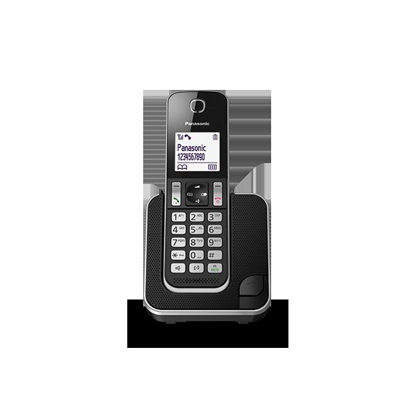 Teléfono Inalámbrico Panasonic KX TGD 320SPB