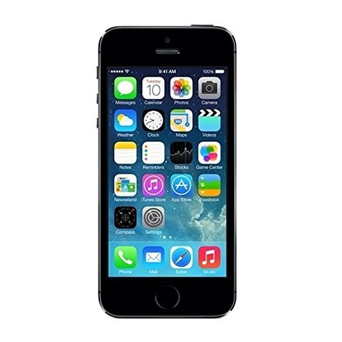 iPhone 5S 16 GB ME432B/A Space Gray