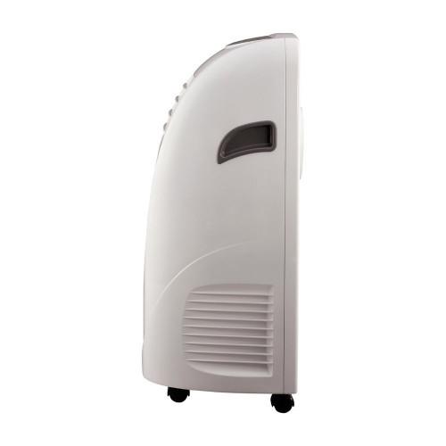 Aire Acondicionado Portátil Kricon KRI-08C de 8000 BTU Clase A de color blanco