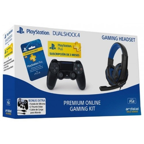 Accesorio PS4 Premium Online Gaming Kit