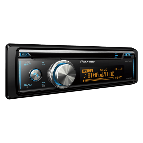 Radio Coche Pioneer DEHX8700BT, CD, Bluetooth USB Aux