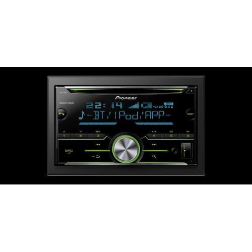 Autorradio Pioneer FH-X 730 BT, 2 Din, Bluetooth, USB, Spotify
