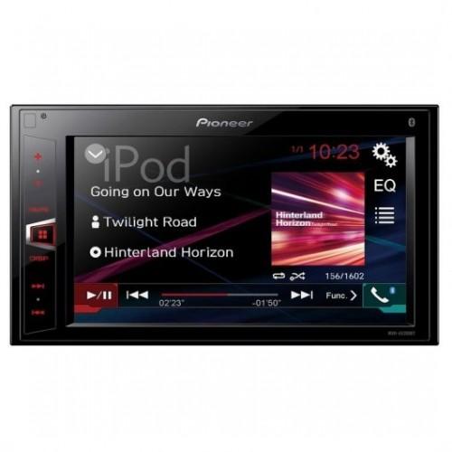 Autoradio Pioneer MVH-AV280BT Multimedia USB iPod