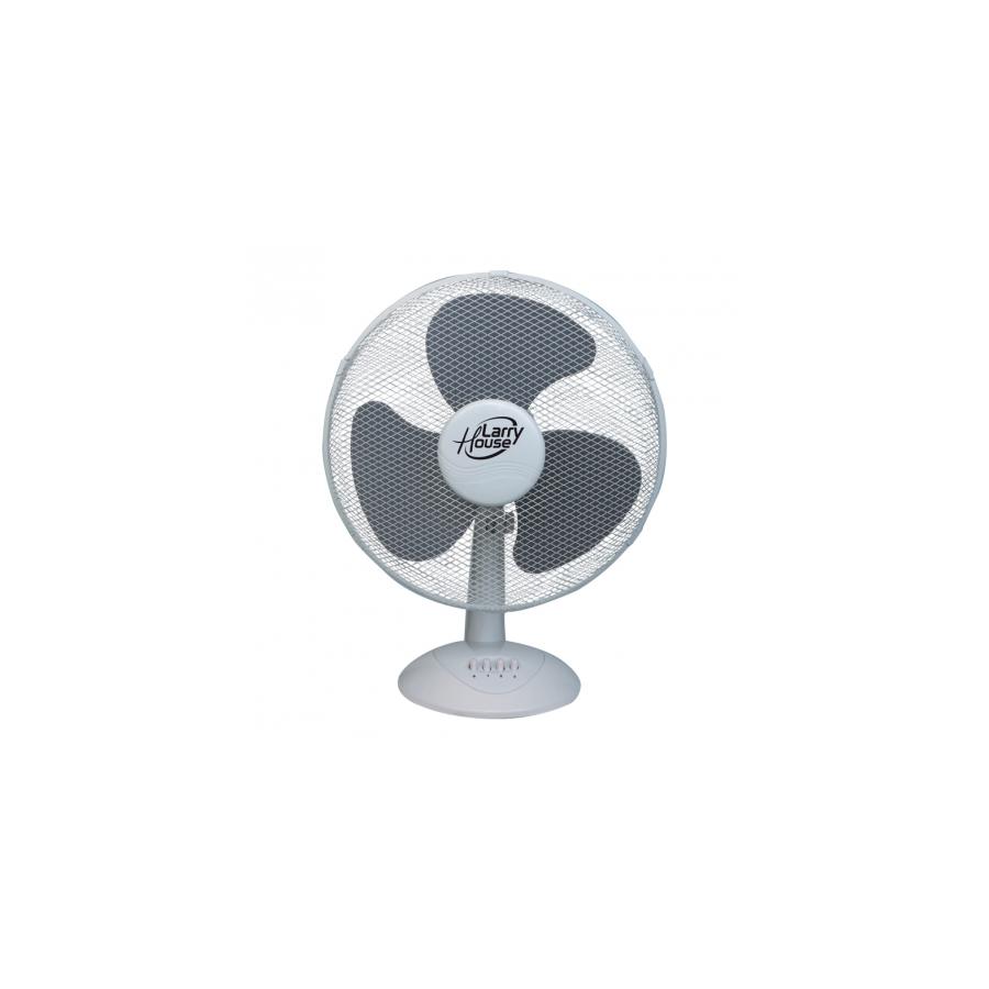Ventilador sobremesa larryhouse lh1363 de 40cm potencia de 40w - Ventilador de sobremesa ...