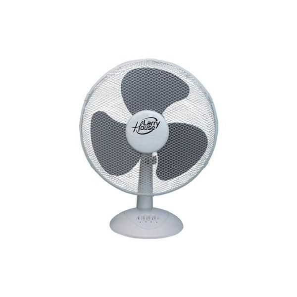 Ventilador Sobremesa Larryhouse LH1362 de 30 Cm y potencia de 40w