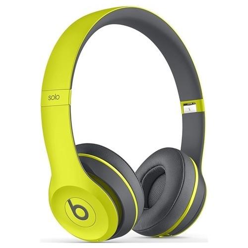 Auricular Beats Solo2 Wireless Active Collection - Yellow