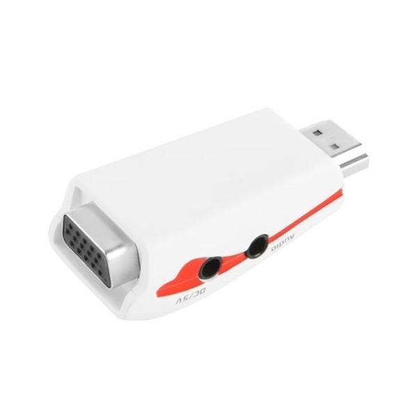 Adaptador CROMAD HDMI a VGA