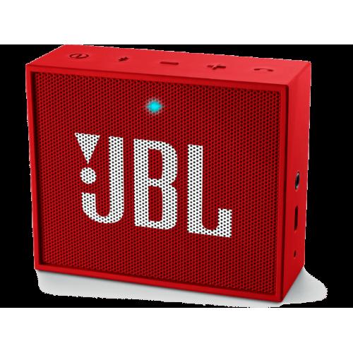 Altavoz Inalámbrico JBL Go Bluetooth / Rojo
