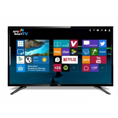 Tv NPG TVS400DL40F Full HD / 40 Pulgadas / Smart Android / WiFi