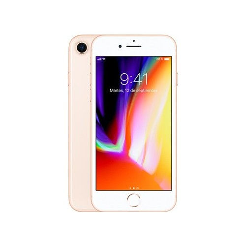 Apple Iphone 8 64GB  MQ6H2QL/A Oro