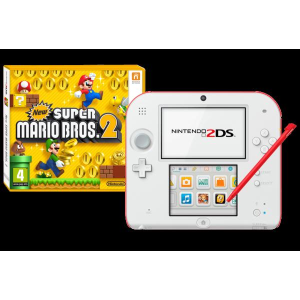 Nintendo 2DS Super Mario Bros 2 Special Edition