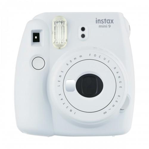 Cámara Instantánea Fujifilm Instax Mini 9 Blanca