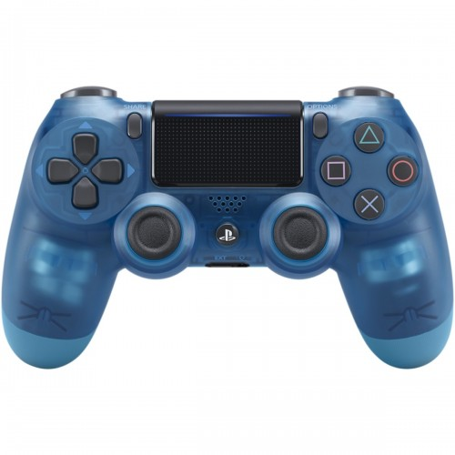 Mando PS4 DualShock 4 Crystal Blue