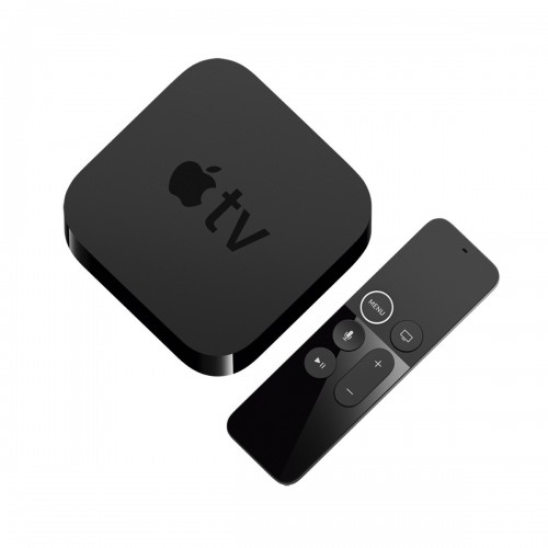 Apple TV 32GB, 4K Ultra HD, Negro